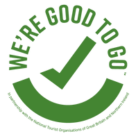 Good To Go Wales Logo