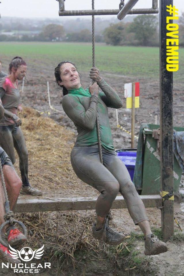 Faye Brownjohn Tough Mudder 2