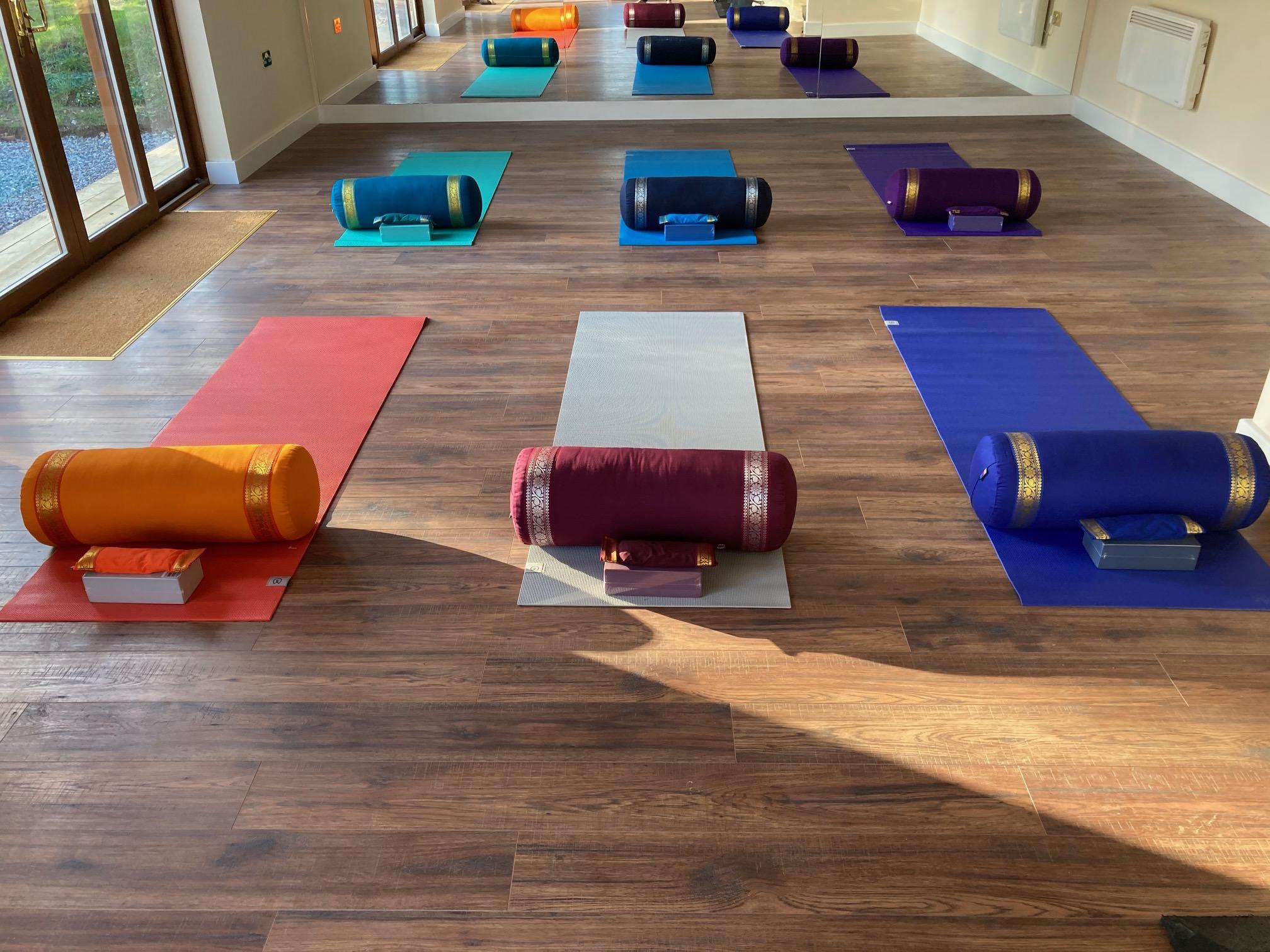 Gym & Yoga Studio 1